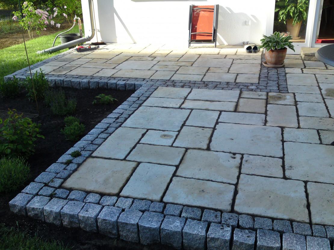 kann bradstone oldtown und granit kleinpflaster - hess bau gmbh