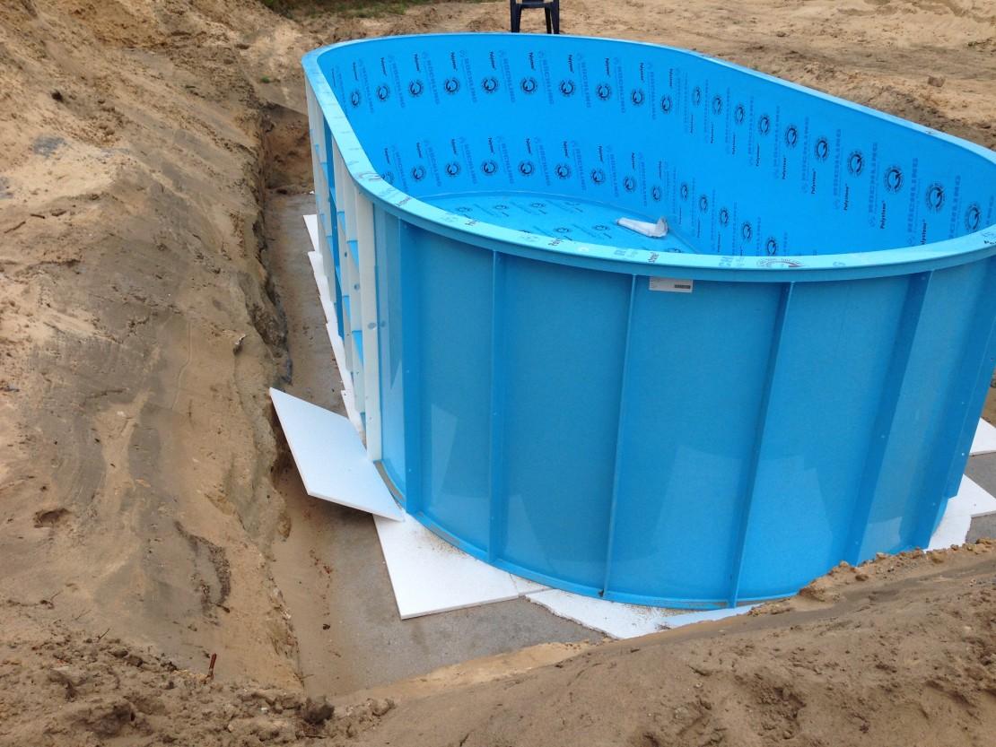 Aussenanlage Pflasterarbeiten Material KANN in Jeserig