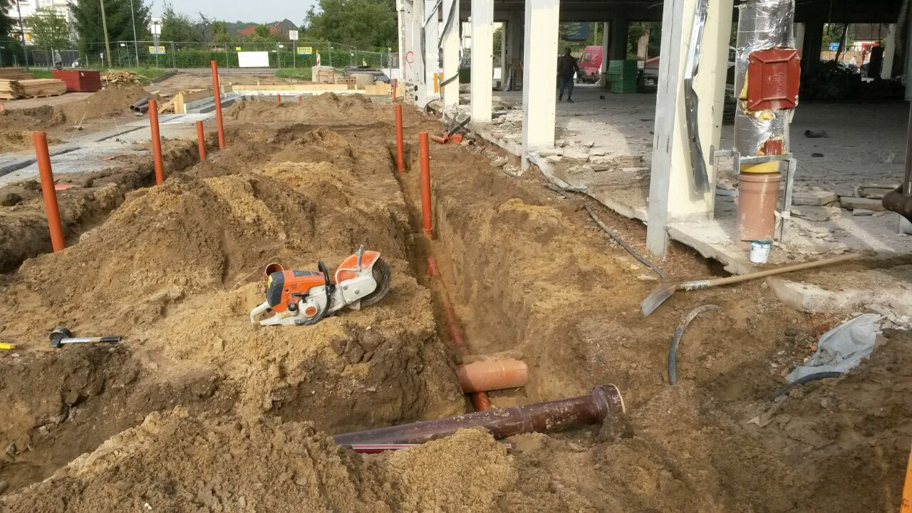Hess Bau Gmbh Ihr Bauunternehmen In Potsdam Berlin